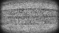 television static noise signal screen video