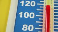 Temperature Cooling Down (Farenheit Scale) video