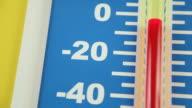 Temperature Getting Colder (Farenheit Scale) video