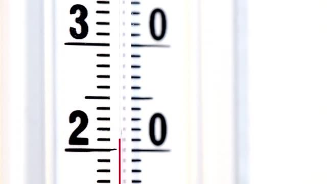 Temperature Heating Up video