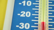 Temperature Warming Up (Celsius Scale) video