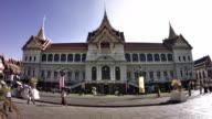 Temple in Bangkok, Thailand video