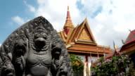 Temple in Siem Reap, Cambodia video