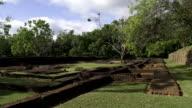 Temple in Sigiriya, Sri Lanka video