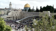 Temple Mount & Dome of The Rock video