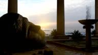 Temple of apollo video