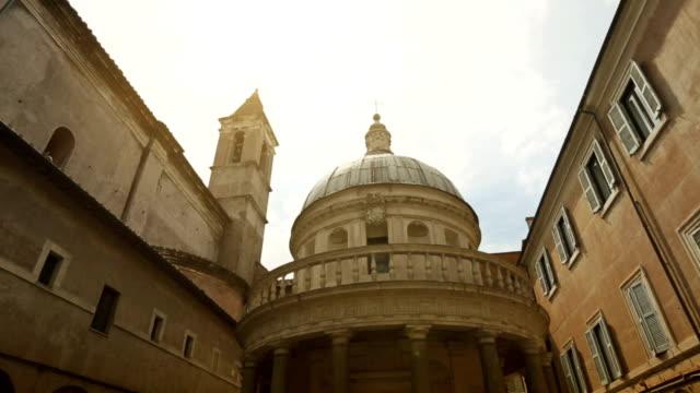 Tempietto del Bramante in Rome video