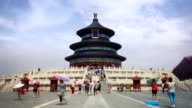 Temple of Heaven, Beijing, China video