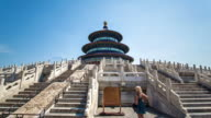 Temple of Heaven circle timelapse video