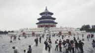 Temple of Heaven (Tiantan) in Beijing, China. video