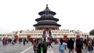Temple of Heaven in Beijing video