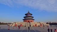 Temple of Heaven in Beijing video