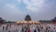 T/L WS LA ZI Temple of Heavens / Beijing, China video