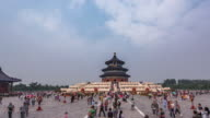 T/L WS LA PAN Temple of Heavens / Beijing, China video