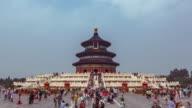 T/L LA Temple of Heavens / Beijing, China video