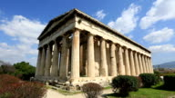 Temple of Hephaestus video