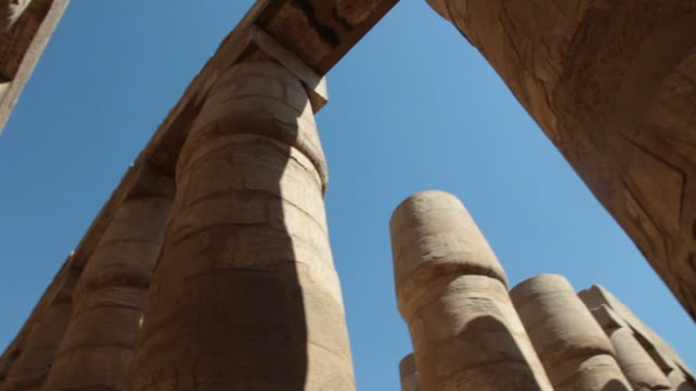 temple of Karnak video