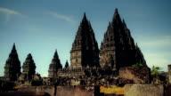 Temple of Prambanan video