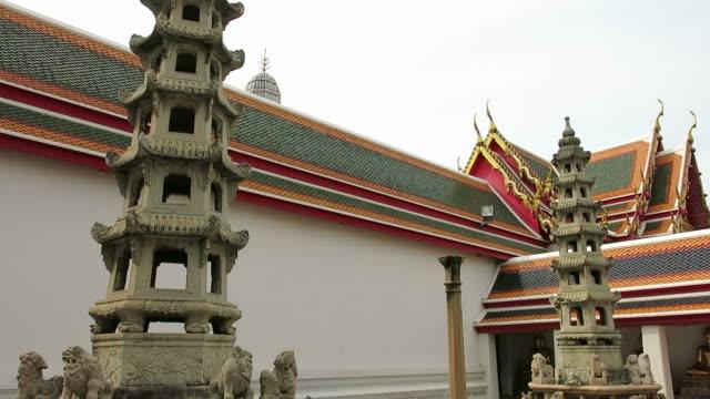 Temple of Reclining Buddha (Wat Pho), Bangkok video