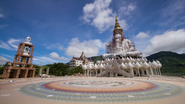 Temple thailand video