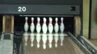 Ten pin Bowling Strike HD 2 video