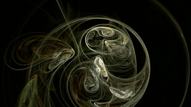 Tender curves abstract loop motion background video