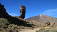26.11.2013 - Tenerife. Roques de García video