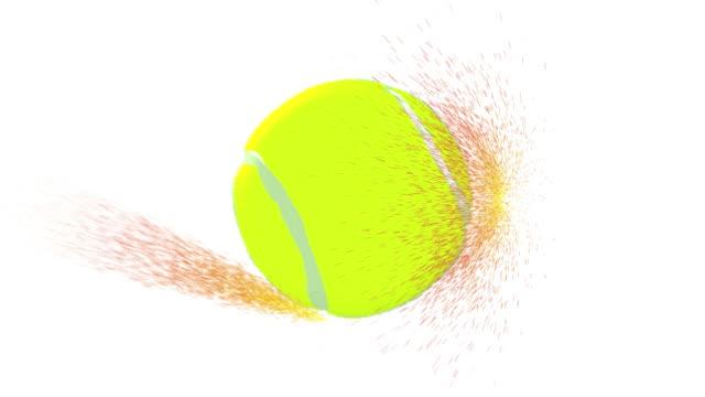 Tennis blast video