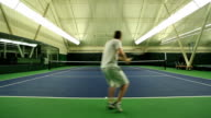 Tennis Forehand Backhand video