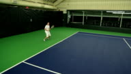 Tennis Forehand video