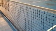 tennis in court video