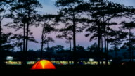 Tent video