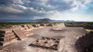 TIME LAPSE: Teotihuacan Ruins Mexico video