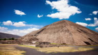 TIME LAPSE: Teotihuacan Sun Pyramid video