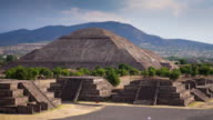 TIME LAPSE: Teotihuacán Mexico video