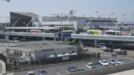 Terminal 2 at LAX video