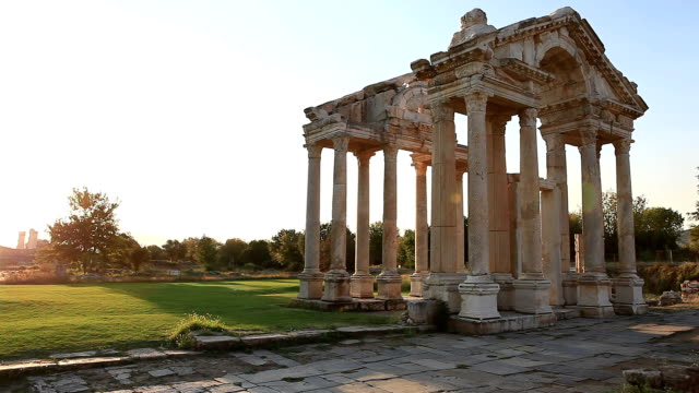 HD: Tetrapylon of Aphrodisias video