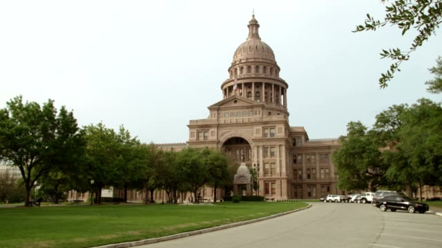 Texas Capitol Building at Austin video