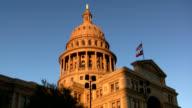 Texas State Capitol Austin Texas video