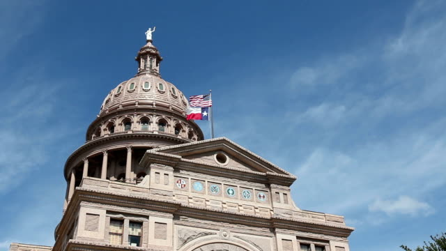Texas State Capitol video