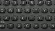 Text Message Keypad video