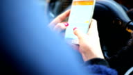 Text messaging while driving video