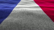FRANCE, Textile Carpet Background, Still Camera, Loop, 4k video