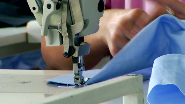 Textile Industry video