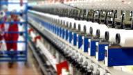 Textile industry, women working video