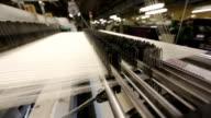 Textile Machine video