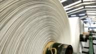 Textile manufacturing video