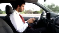 Texting in the Car video