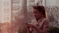 Texting video