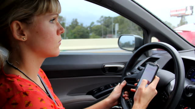 Texting While Driving video